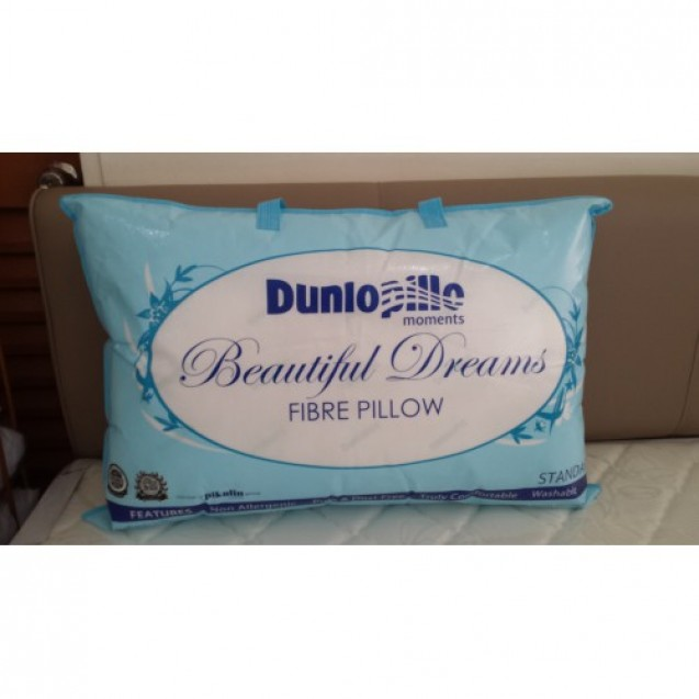 Dunlopillo Beautiful Dreams Fibre Pillow