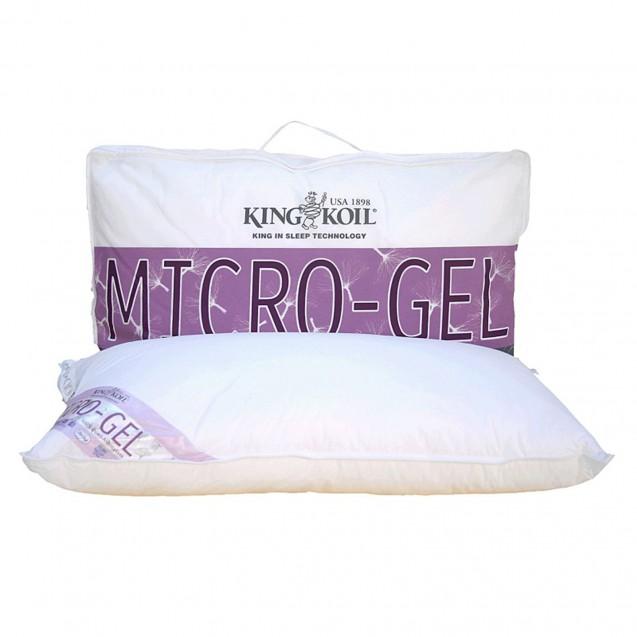 King Koil Micro Gel Pillow