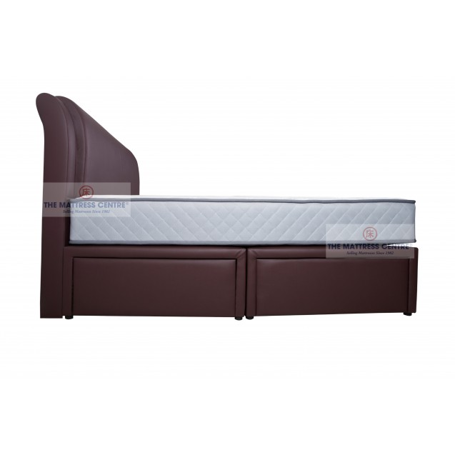 Pull Out Drawers Bed